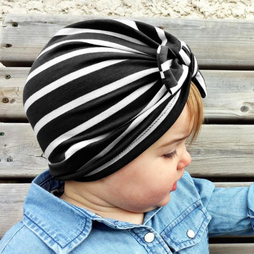 New Arrival Fashion Children Hat Cute style Baby Girls Boys Child Toddler Beanie Cute Hat Hospital Cap Fit for 1-6 Year Baby #0