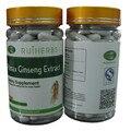 Extracto de Ginseng Ginsenosidas 80% 1 Botella 500 mg * 90 cápsulas mejorar la energía y la vitalidad envío libre