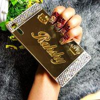 Personalize Customize Name Case Cover For IPhone 8 8Plus 7 7Plus 6 6S Plus Aluminium Case