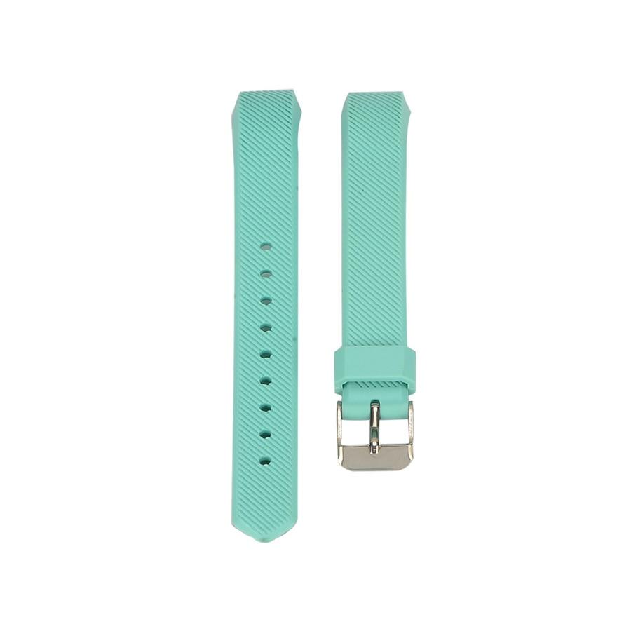 Fitbit Alta HR randmepaelade silikoonvahetusrihm turvaliste reguleeritavate käevõrudega Smart Band tarvikud