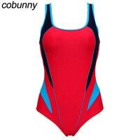2016 Summer Professional Sports Swimwear Women S One Piece Swimsuit Monokini Backless Swimwear Plus Size 20