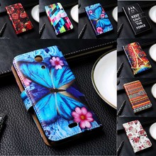 Flip PU Leather Phone Cover For Sony Xperia L36h/L39H/Lt22i/Lt25i/Lt26i/lt29i/Lt30p Cases Black Inner Anti-Knock Phone Bag