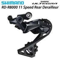 Shimano ULTEGRA R8000 RD R8000 REAR DERAILLEUR SS / GS (11 SPEED) Road bicycle Rear derailleur