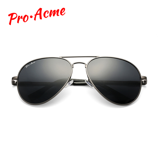 ad61e76de365 Pro Acme Brand Design Classic Pilot HD Polarized Sunglasses Men Women Large  Metal Driving Sun Glasses UV400 Protection CC1172