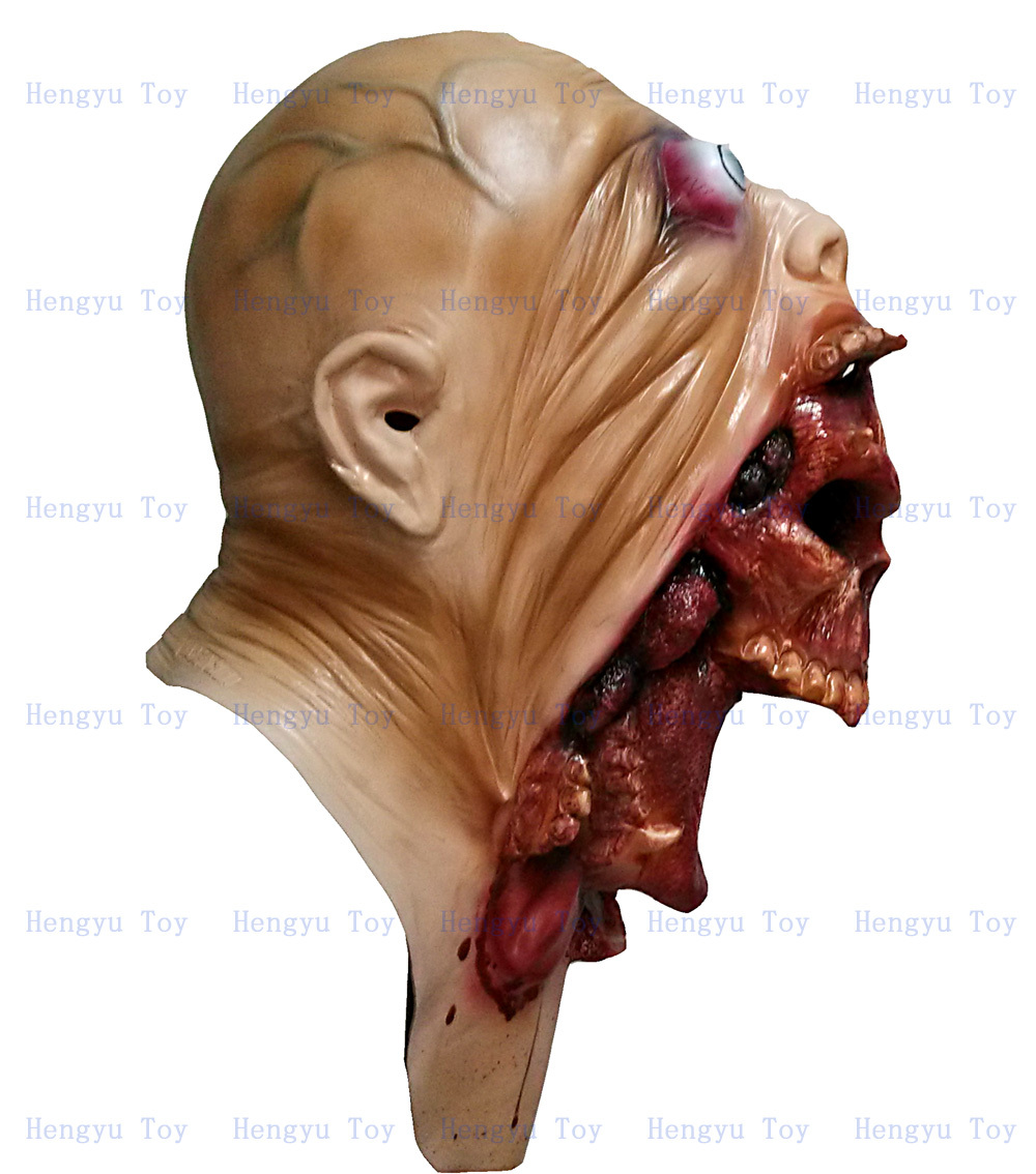 Aliexpress.com : Buy Parasit Mask Latex Monster Halloween Horror ...
