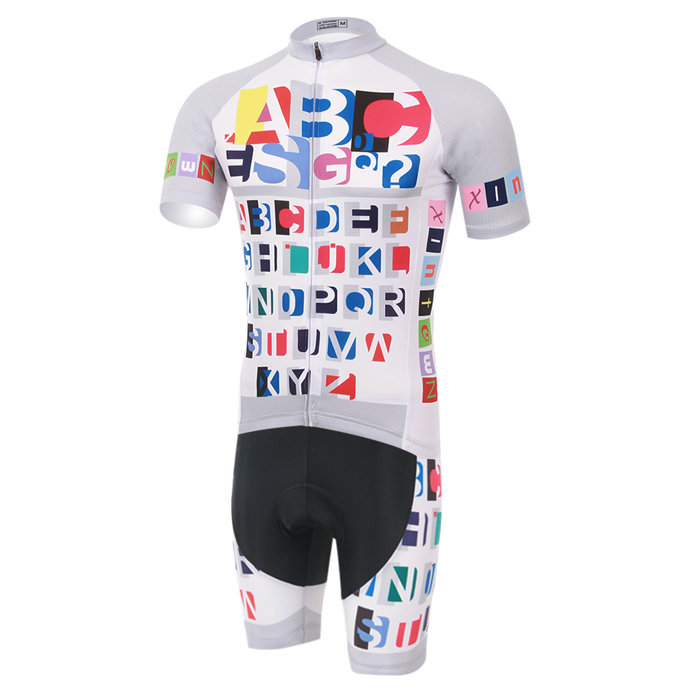 England Men/Women Cycling Set Short Sleeve Jersey and Shorts sets MTB Downhill Roupa Ciclismo 100% Polyester Bike Clothing Kit