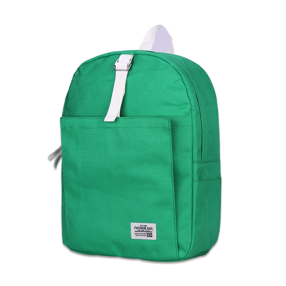 2140G Canvas Backpacks For Teenage Girls School Bag Laptop Backpack