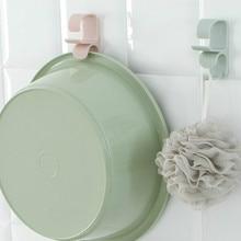 1 шт. вискозный стеллаж для лица, настенный умывальник для ванной комнаты, стеллаж для хранения, Прочная вешалка для ванной комнаты, кухонная вешалка с липким крючком