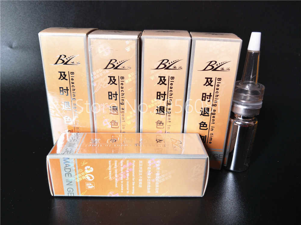 Detail Feedback Questions about 2pcs/lot bleaching agent in time ...