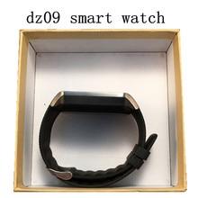 Bluetooth Smartwatch DZ09 Android Santé Montre Connecteur Podomètre Caméra Hommes Femmes Smartwach Soutien SIM Carte PK GV18 U8 GT08