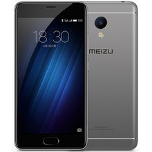 "Original Meizu M3S Mini 4G LTE Mobile Phone 5.0"" 2.5D Glass MT6750 Octa Core 2/3GB RAM 16/32GB ROM 13.0MP 3020mAh Fingerprint ID"
