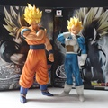 Dragon Ball Z Super Saiyan Juguetes Modelo De Soldado Goku Vegeta PVC Figura de Acción