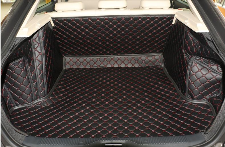 finest selection 62148 e549f Good mats! Special trunk mats for Skoda Octavia sedan 2012 2004 durable  boot carpets cargo liner for Octavia 2008,Free shipping-in Floor Mats from  ...