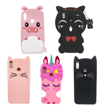 Coque For Huawei Honor 8X 6.5 inch Case Silicone Soft Back Cover 8 X Honor8X X8 Cute Phone Cases