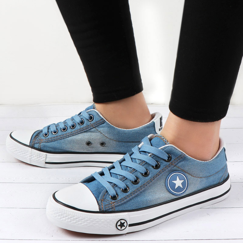 Women Men Canvas Shoes Sneakers Summer Stars Shoes