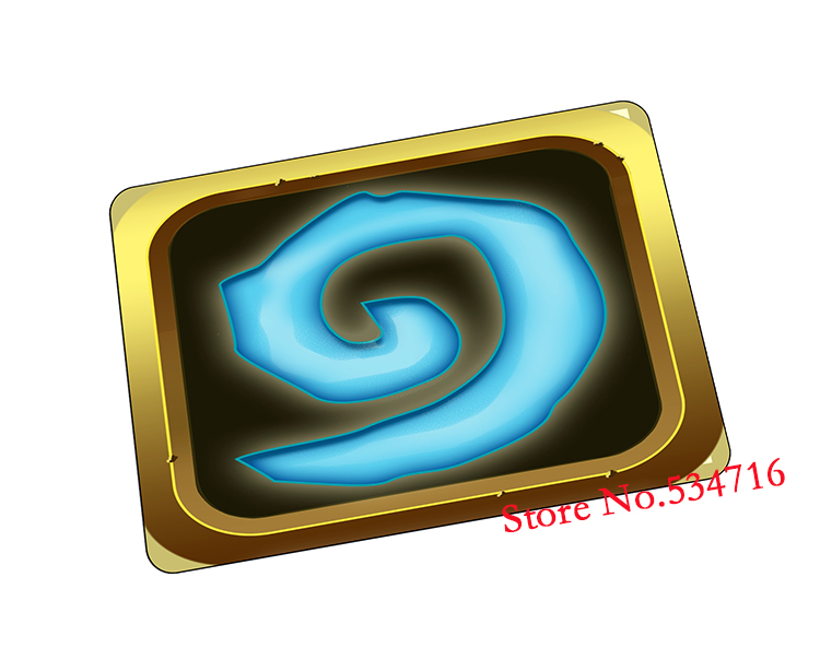 hearthstone mousepad Gift gaming mouse pad Imported rubber gamer mouse mat pad game computer desk padmouse keyboard play mats