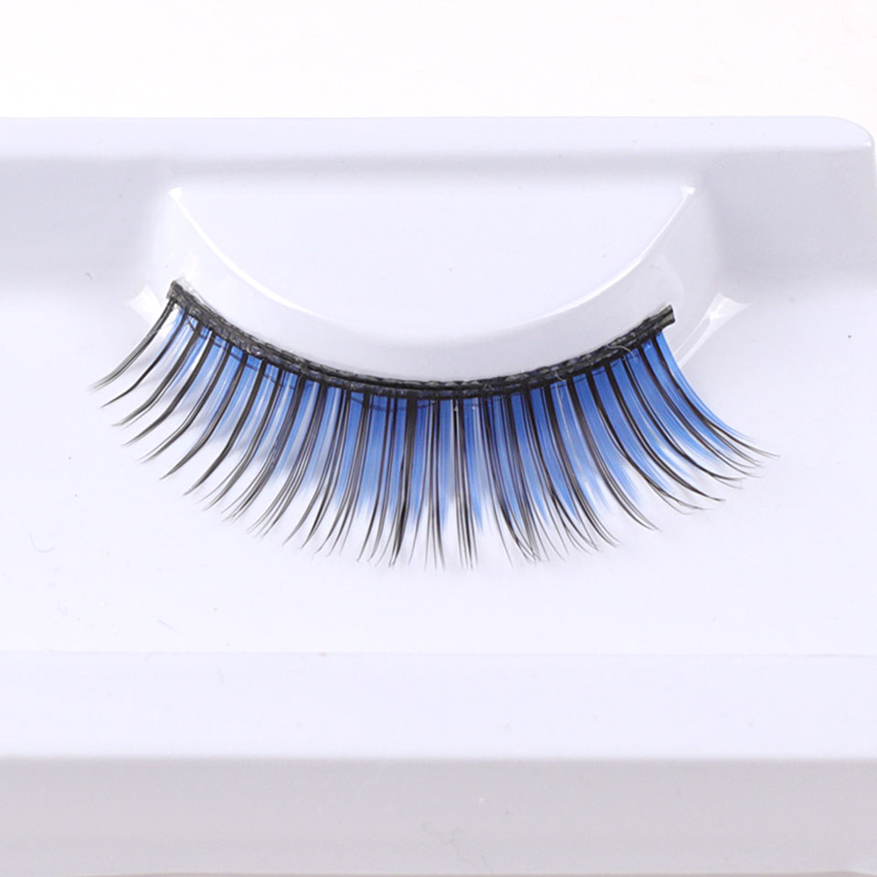 Online Get Cheap Blue Fake Eyelashes -Aliexpress.com   Alibaba Group