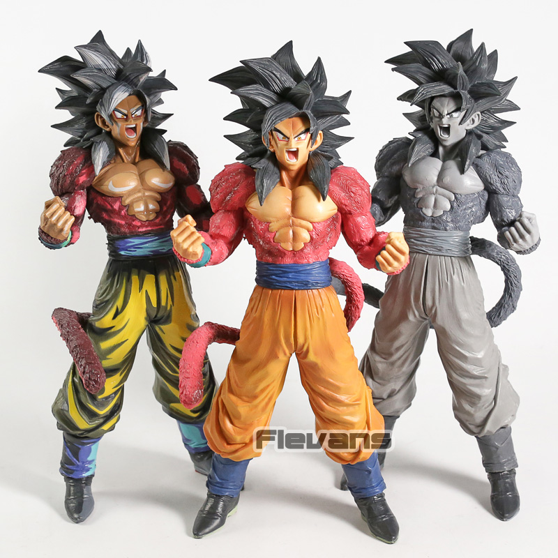 Dragon Ball GT Super Mater Stelle Pezzo Super Saiyan 4 Son Goku PVC Figure Da Collezione Model ToyDragon Ball GT Super Mater Stelle Pezzo Super Saiyan 4 Son Goku PVC Figure Da Collezione Model Toy