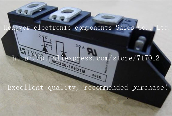 Free Shipping MCD56-16IO1B No New(Old components,Good quality) IGBT Module ,Can directly buy or contact the seller free shipping ff200r12kt3 no new old components good quality igbt power module can directly buy or contact the seller