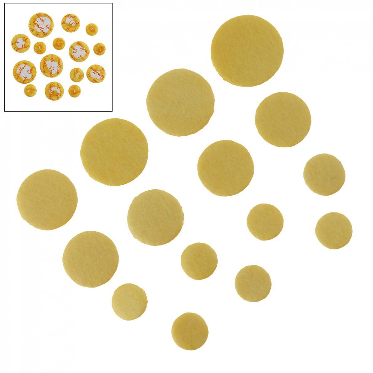 Gaxeta para Acessórios do Instrumento Pçs de Alta Qualidade Profissional Durável Oboé Almofadas Instrumento Esteira Som Buraco Almofada Vento 15