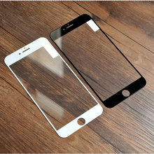 Фотография  Full Screen 0.26mm Protection Tempered Glass For iPhone 5 SE 6S Screen Protector Film For iPhone 6 Plus 7 Explosion Proof