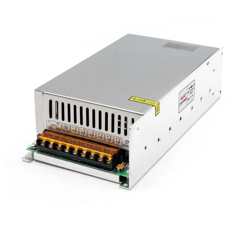 Switching Power Supply S-500W-12V40A Monitor LED Fan Industrial Control Electric AC220V Change DC Quality Goods цена