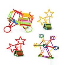 500 g Smart Building Blocks Children's Educational Wisdom Insert Blocks Magic Wand Bulk Weighing Wholesale Children's Toys