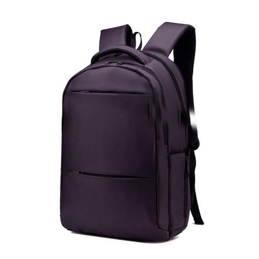 ФОТО High Quality Men Women Backpacks Slim Waterproof Nylon 17 Inch Laptop Backpack Computer Notebook Bag 17.3 Inch 15.6 Laptop Bag