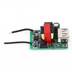 Conversor buck estabilizador DC-DC step down módulo 12 v 24 v 36 48 v 72 v a 5 v 1a usb galvânico isolado fonte de alimentação