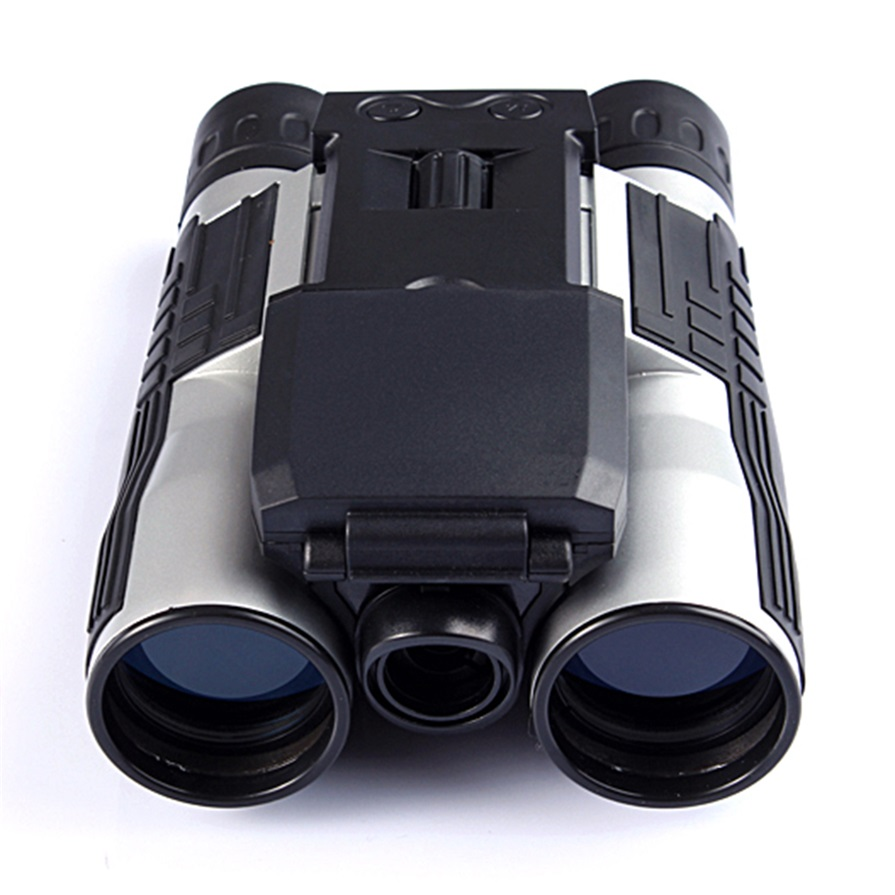 Professional 12x32 HD Binocular Telescope Digital Camera 5 MP Digital Camera 2 0 TFT Display Full