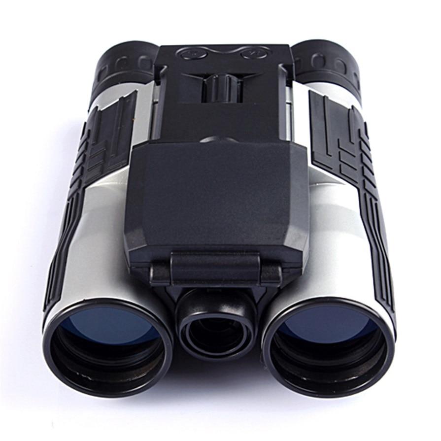12x32 HD бинокулярный телескоп Цифровая камера 5 Мп цифровая камера 2.0 ''tft дисплей Full HD 1080 P камеры Телескопа
