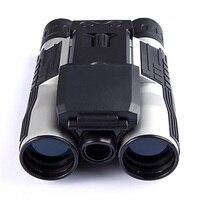 Professional 12x32 HD Binocular Telescope Digital Camera 5 MP Digital Camera 2 0 TFT Display Full