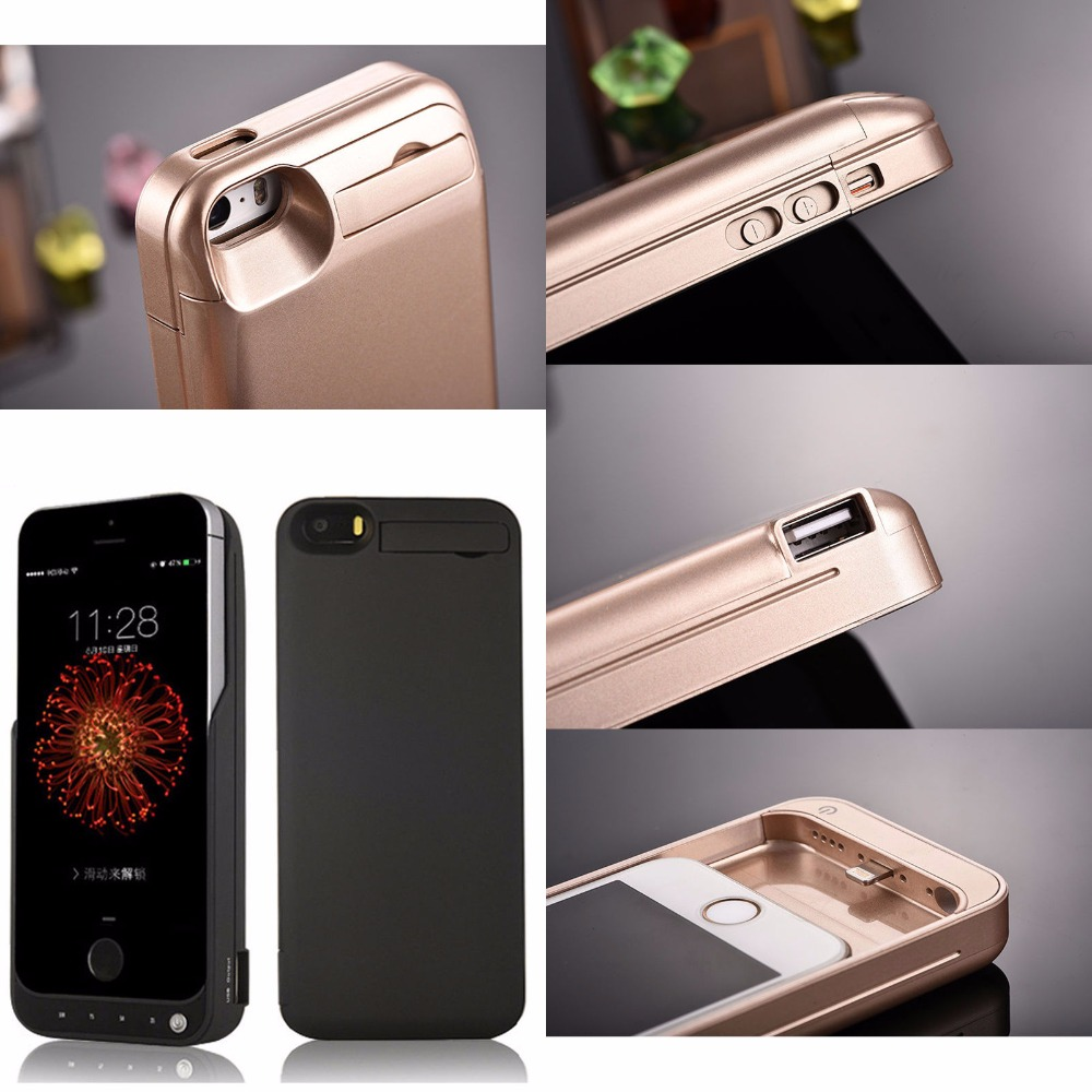 new battery charger case for iphone 5 power bank external. Black Bedroom Furniture Sets. Home Design Ideas