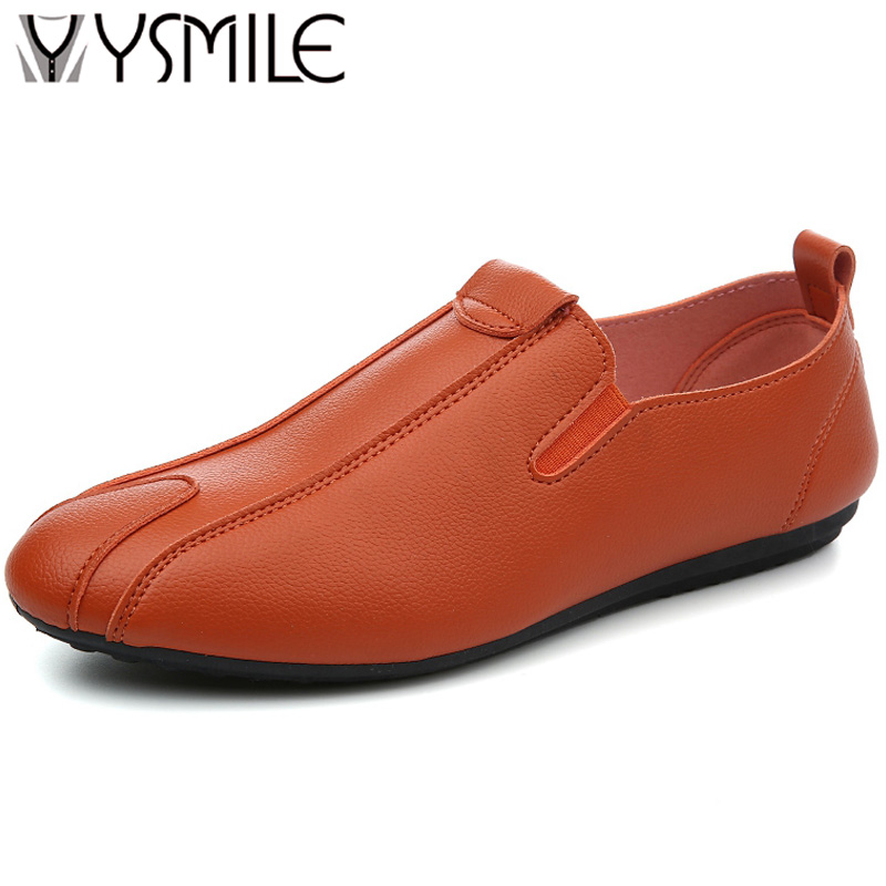 High quality fashion leather men casual shoes brand footwear male shoes black loafers solid white flats mens shoes sales cheap male casual shoes soft footwear classic men working shoes flats good quality outdoor walking shoes aa20135