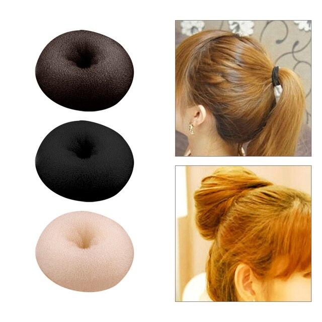 Donut Shape Hair Ring Bun