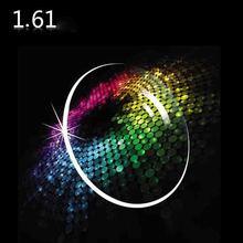 1.61非球面超薄型眼鏡読書レンズ用目遠視&読書lentes prescricao デ