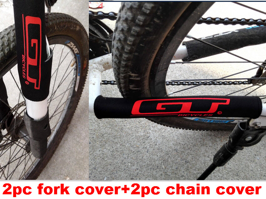 Bike Chain Guard Chain Stay Lightweight Rear Fork Protector Chain Cover