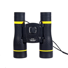 цена на Compact Binocular 37x56 Handheld HD Waterproof 12X Optical Binoculars Portable Outdoor Camping Hunting Bird-watching Telescope