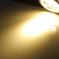 8x MR16 4W LED Bulbs Spotlight High Power Warm White Light Lamp Spot Bulb