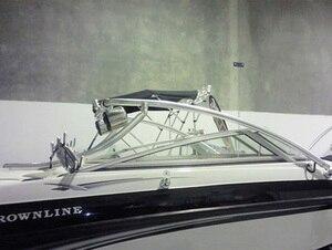 Image 5 - Основание для Вейкборда от производителя/трубка 2,25 дюйма/Блестящая полированная/гарантия 5 лет