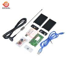 Радиоприемник Ham DIY Kit 100 кГц-1,7 ГГц Полнодиапазонный UV HF RTL SDR USB тюнер приемник/R820T+ 8232 CW FM AM DSB USB приемник