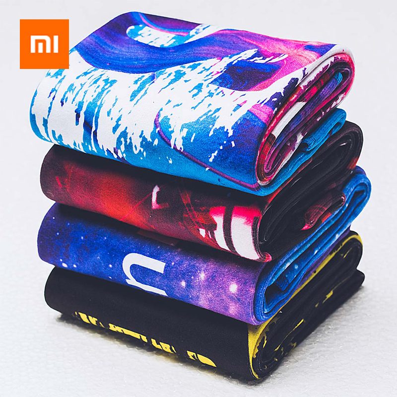 Xiaomi Quick Dry Towels Super Soft Microfiber Sport Towels Fast Water Absorption Cloth Towels For Bath Swimming Travelling Gym-in Smart Remote Control from Consumer Electronics
