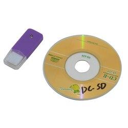 Micro SD TF lector de tarjeta para DC lector de tarjetas para SEGA Dreamcast