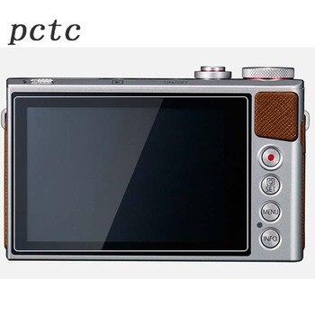 PCTC для Canon Powershot G9X G7X Tempred Стекло 0.3 мм 2.5D радиан анти-отпечатков пальцев царапинам экрана Камеры протектор