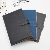 A5 Notebook E commerce Notebook Students'calendar magnetic notebook