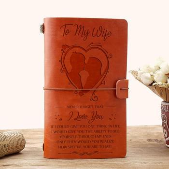 цена Macaron Leather Notebook Original Office Personal Diary/Week Planner/Agenda School Material Notebook DIY Birthday Gifts онлайн в 2017 году