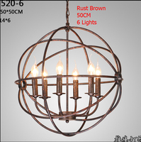 Creative Vintage American Industrial Pendant Lights RH LOFT Bar Cafe Hanglamp Lamp Fixtures Nordic E14 Led