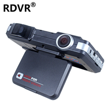 car DVR Camera recorder  2in1 car Anti  Speed Radar Detector G-sensor HD FREESHIPPING Russian or English buy speed radar camera speed captured radar sensor