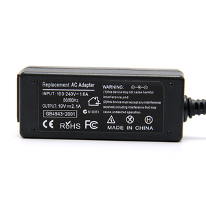 Image 4 - Brand New 19V 2.1A 40W AC Power Laptop Charger For Samsung Notebook ad 6019 530U3C 535U3C N130 N140 N145 N148 N150 NC10 Laptop