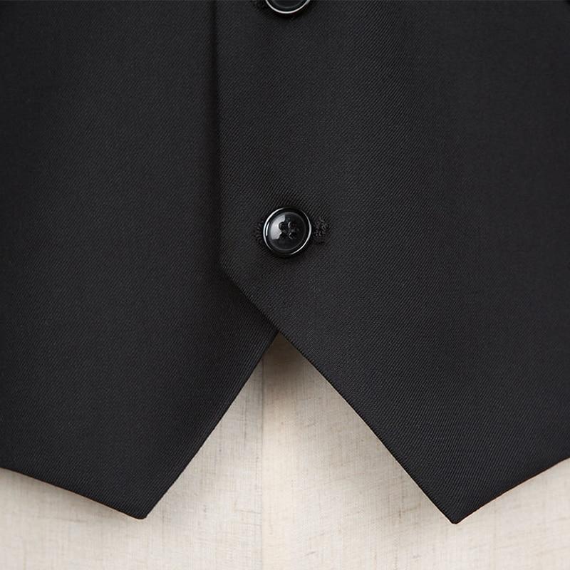 2017 Lelaki Pinggang jaket Suit Lelaki, Pinggang sesuai Pakaian Vest - Pakaian lelaki - Foto 4